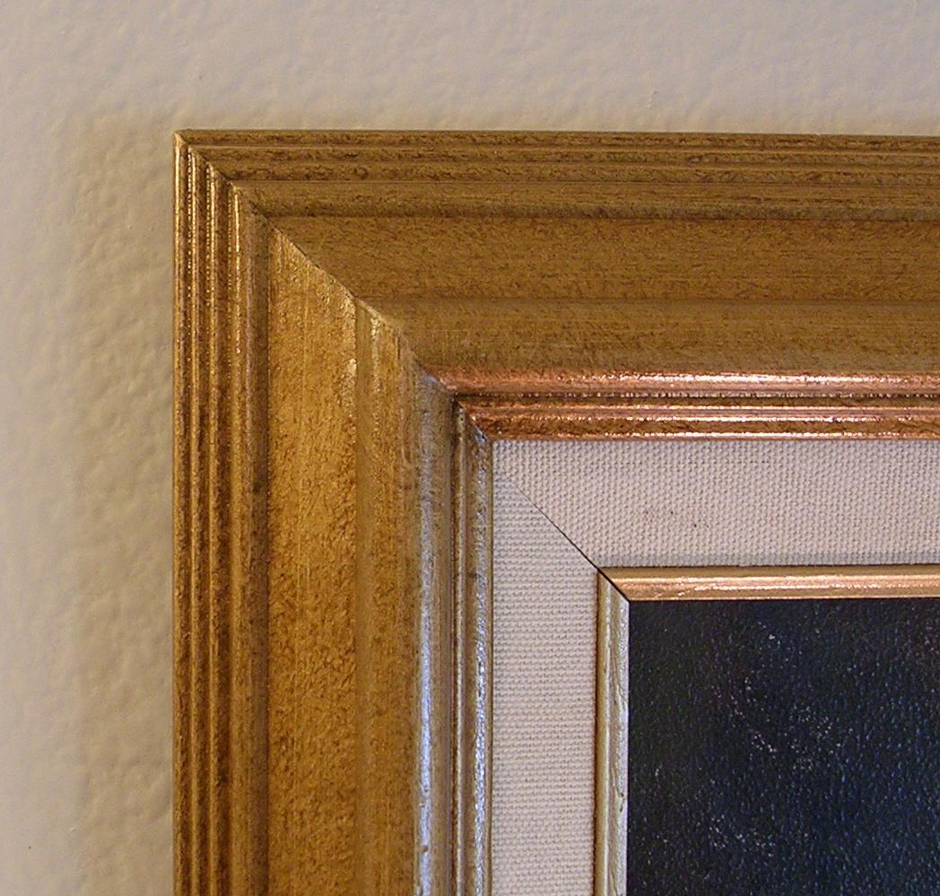 Standard Gold Frame