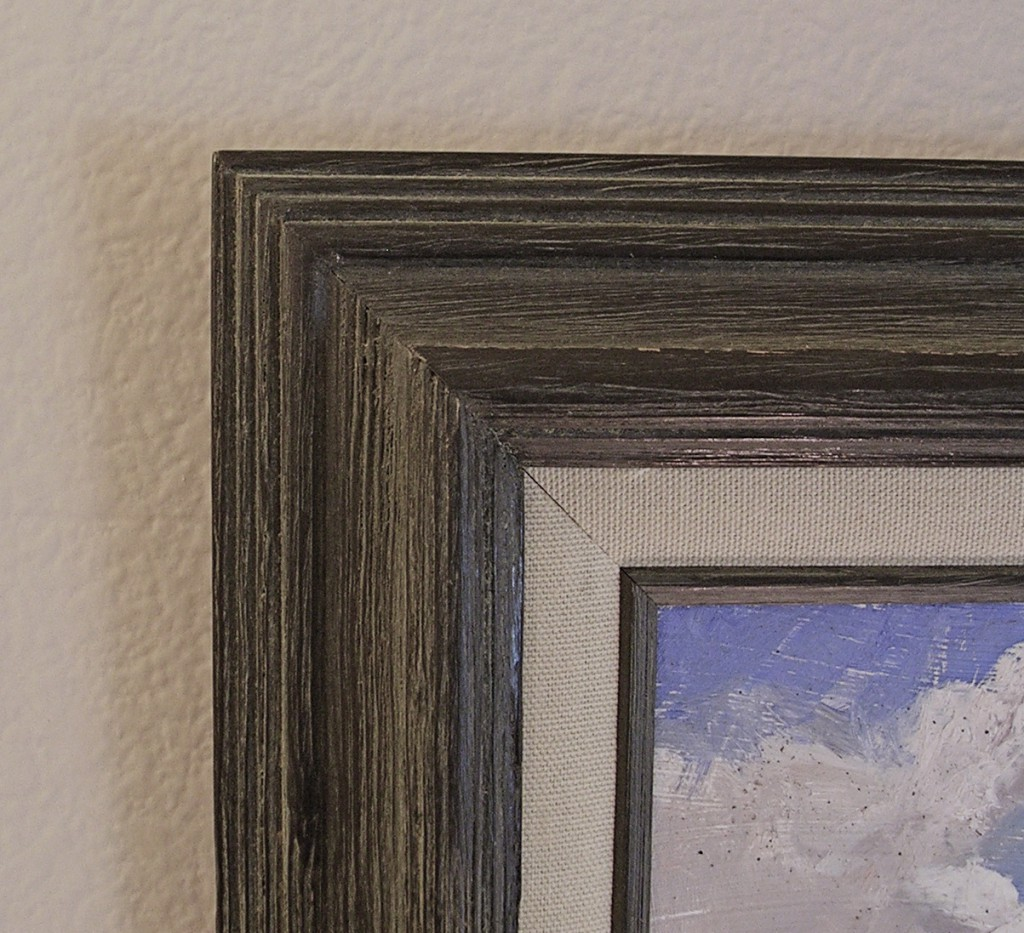Gray Frame – 20 x 24 Inches | Susan Grisell Fine Art